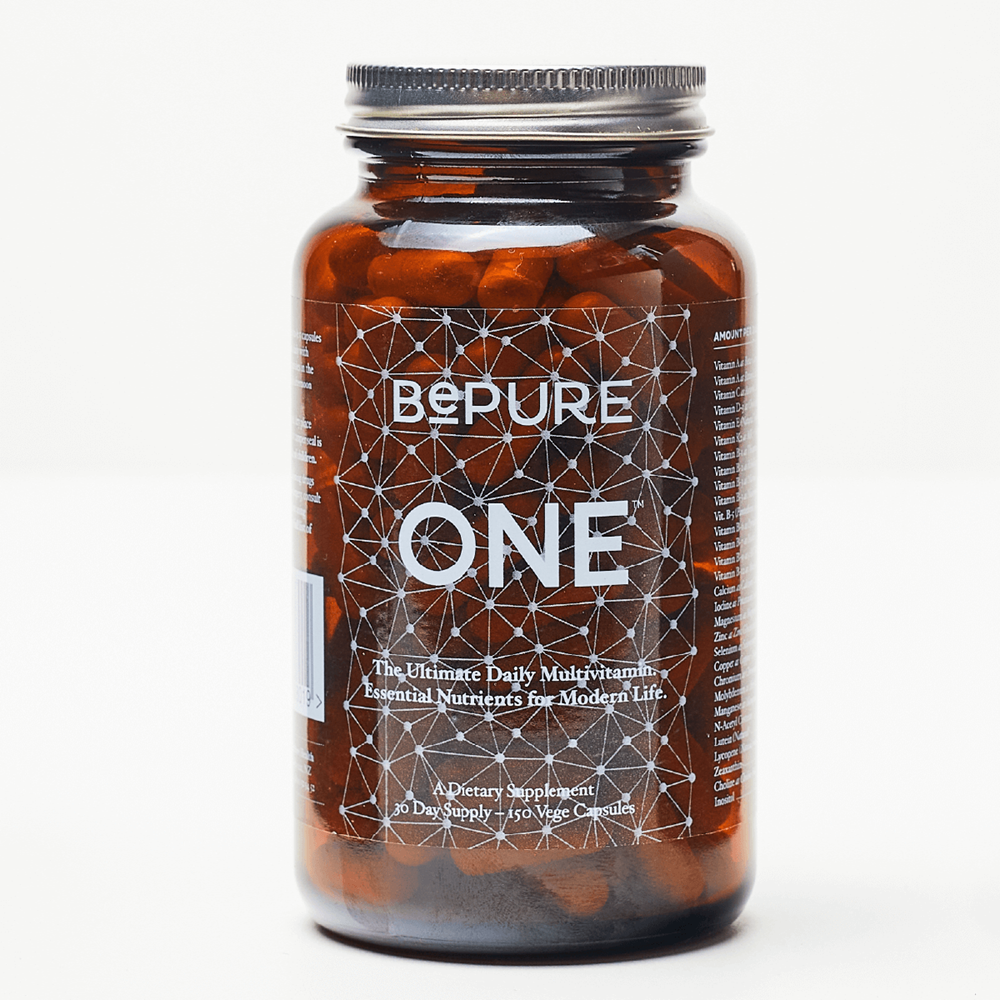 BePure One Daily Multivitamin 30-Day